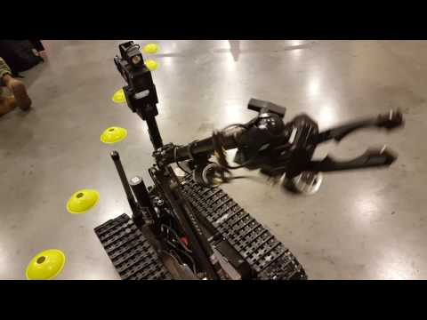 Talon Army Robot QinetiQ -- Wingfield Robotics
