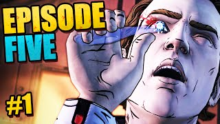 END OF HANDSOME JACK | Tales From The Borderlands Episode 5 (#1)