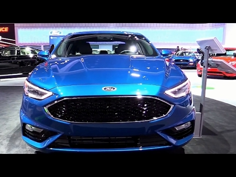 Ford Fusion Mods >> 2017 Ford Fusion Sport Mods Special Edition First Impression Review