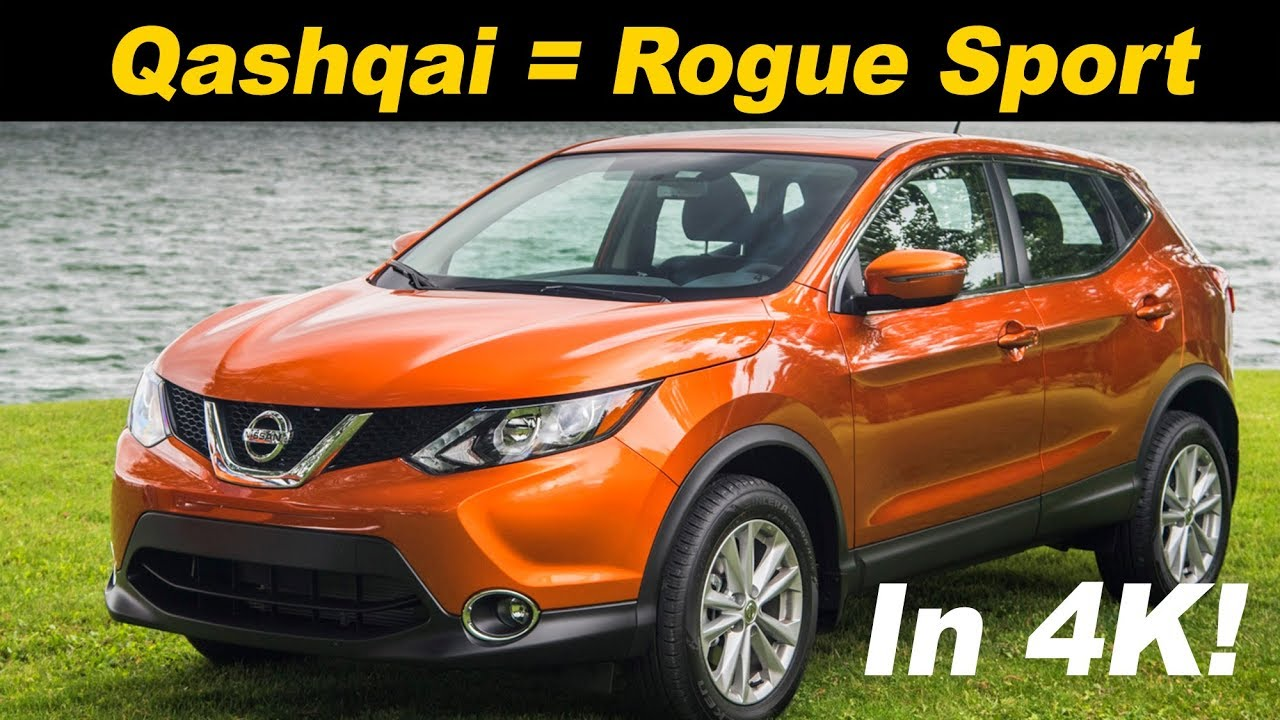 2018 nissan rogue sport review and road test detailed in 4k uhd youtube. Black Bedroom Furniture Sets. Home Design Ideas