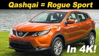2018 Nissan Rogue Sport Review and Road Test DETAILED in 4K UHD!