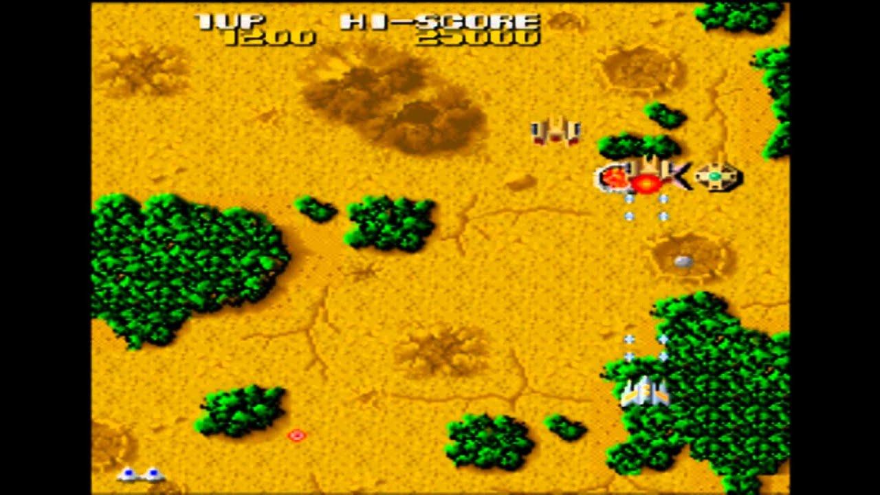 oretachi game center zoku terra cresta pcsx2 r5726 gameplay ps2