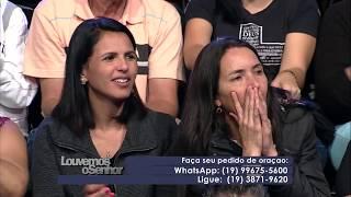 Pregação Ironi Spuldaro - Louvemos o Senhor - 09/12/2018