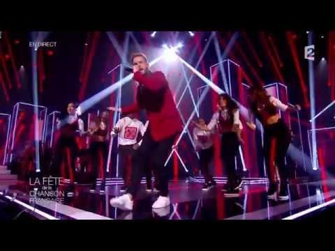 """M.Pokora - """"On danse"""" - Fête de la Chanson Française 2014"""