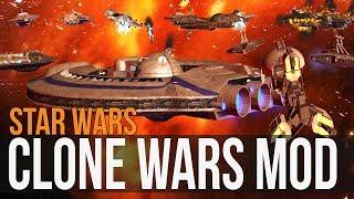 Star Wars: Empire At War - Clone Wars Mod - DROID Armies! Ep 1