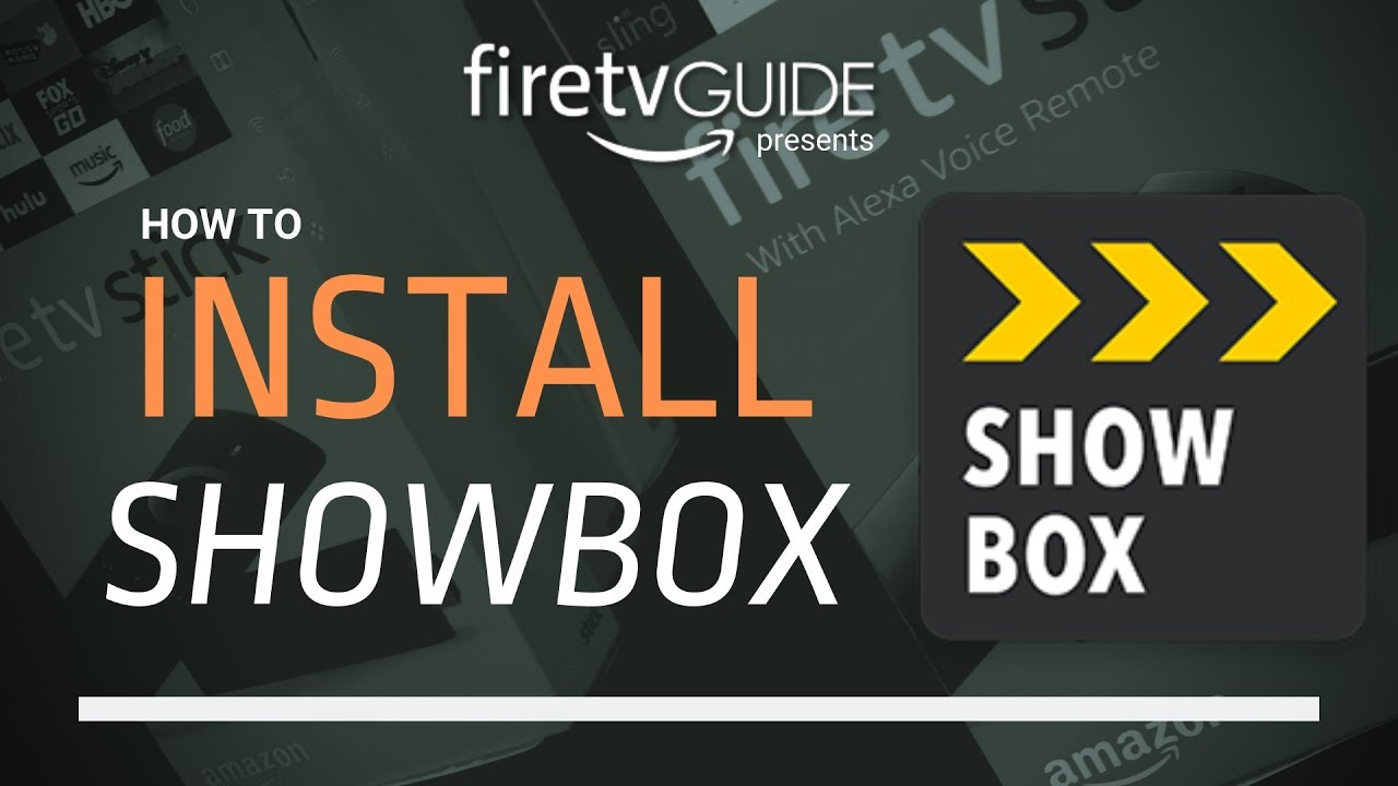 new version of showbox for firestick