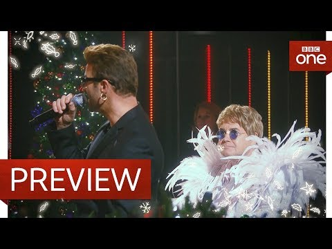 Elton John and George Michael tribute - Even Better Than the Real Thing: Christmas Special - BBC