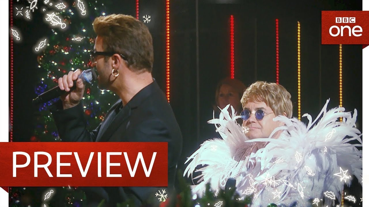 Elton John and George Michael tribute - Even Better Than the Real ...