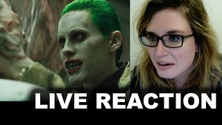 Suicide Squad Official Trailer REACTION & REVIEW - Beyond The Trailer