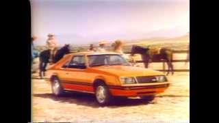 1980 Ford Mustang TV Ad Commercial  (6 of 6)