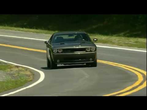 motorweek road test 2009 dodge challenger v6 youtube. Black Bedroom Furniture Sets. Home Design Ideas