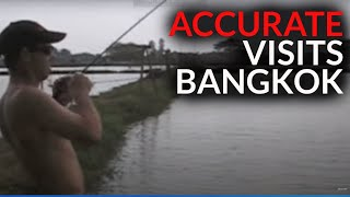Barramundi Fishing in Thailand