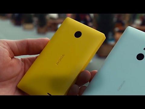 Обзор Nokia X и Nokia XL