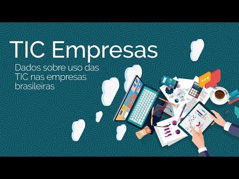 Lançamento Pesquisa TIC Empresas 2019