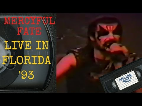 Mercyful Fate Live in Fort Lauderdale FL October 1993 FULL CONCERT