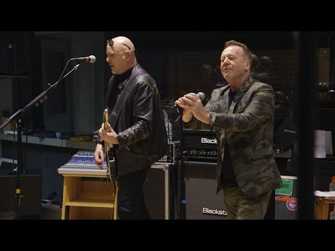Simple Minds - The Stranglers - (Get A) Grip (On Yourself)