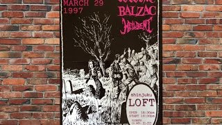 cocobat live at loft 1997-3-29 w/ balzac / hellbent -set list- hybr...