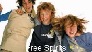 Eurokids 2004 -  Free Spirits - Accroche-toi STUDIO