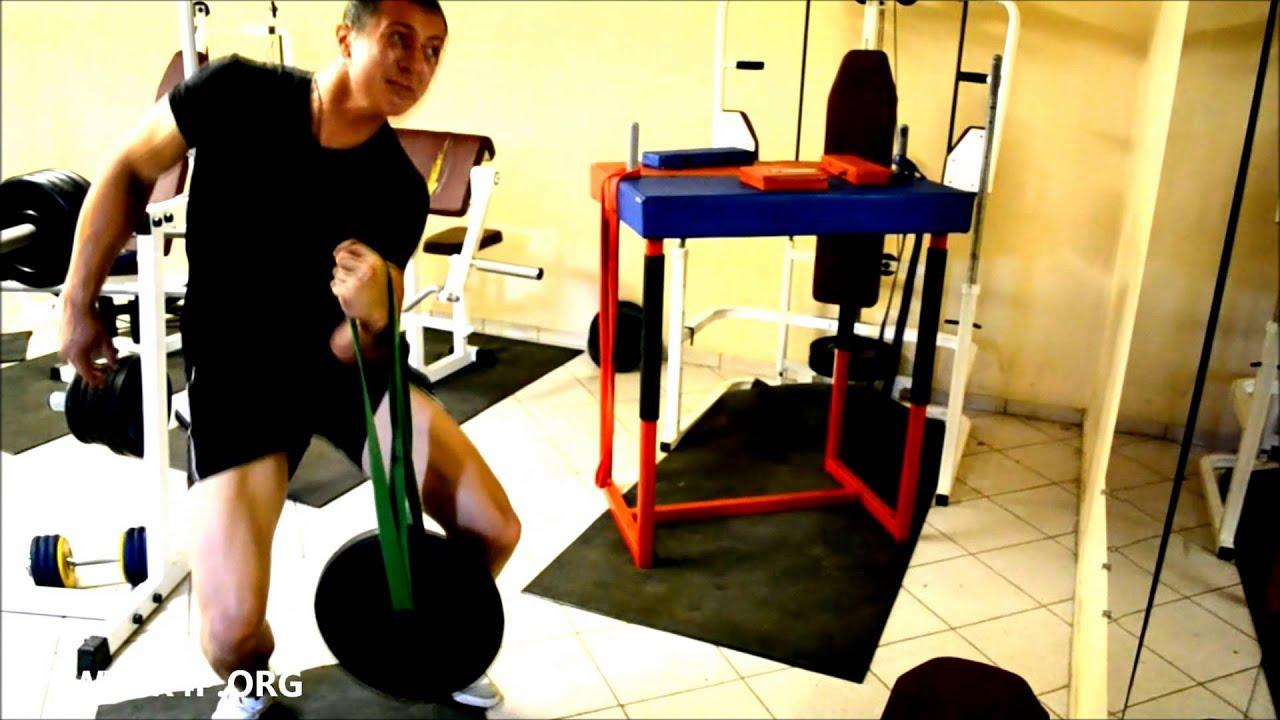 силовая тренировка для сжигания жира видео
