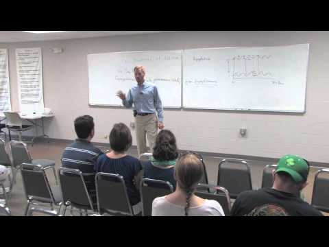 Dr. Todd Carran 3 of 6 Lectures: The Psychology of Addiction