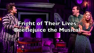 Beetlejuice the Musical - No Reason Lyrics