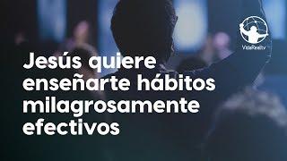 Hábitos de personas milagrosamente efectivas. | La vuelta al corazón | Pastor Rony Madrid