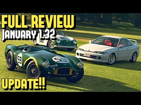 *FULL REVIEW* of (January 1.32) Update in GT SPORT!! thumbnail