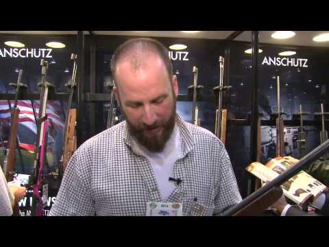 Introducing the Anschutz 1416 HB 22LR Rifle - YouTube