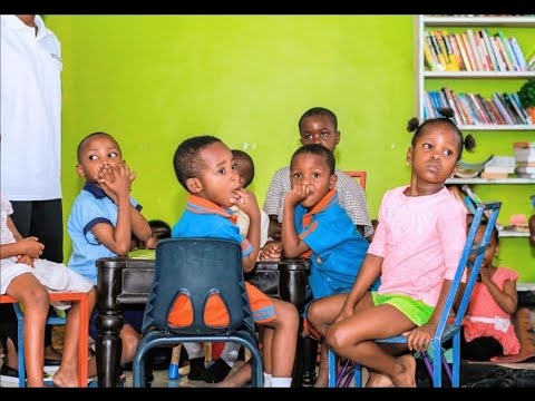 Ufunguzi Wa Sakapala Community Centre