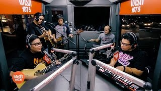 Download lagu Itchyworms performDi Na MuliLIVE on Wish 107 5 Bus MP3