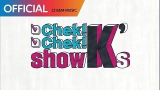 [ch.madi] Chek! Chek! show K's Ep.2 (ENG SUB)