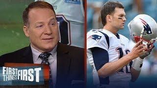 Eric Mangini believes the Patriots will bounce back after loss to Miami | NFL | FIRST THINGS FIRST