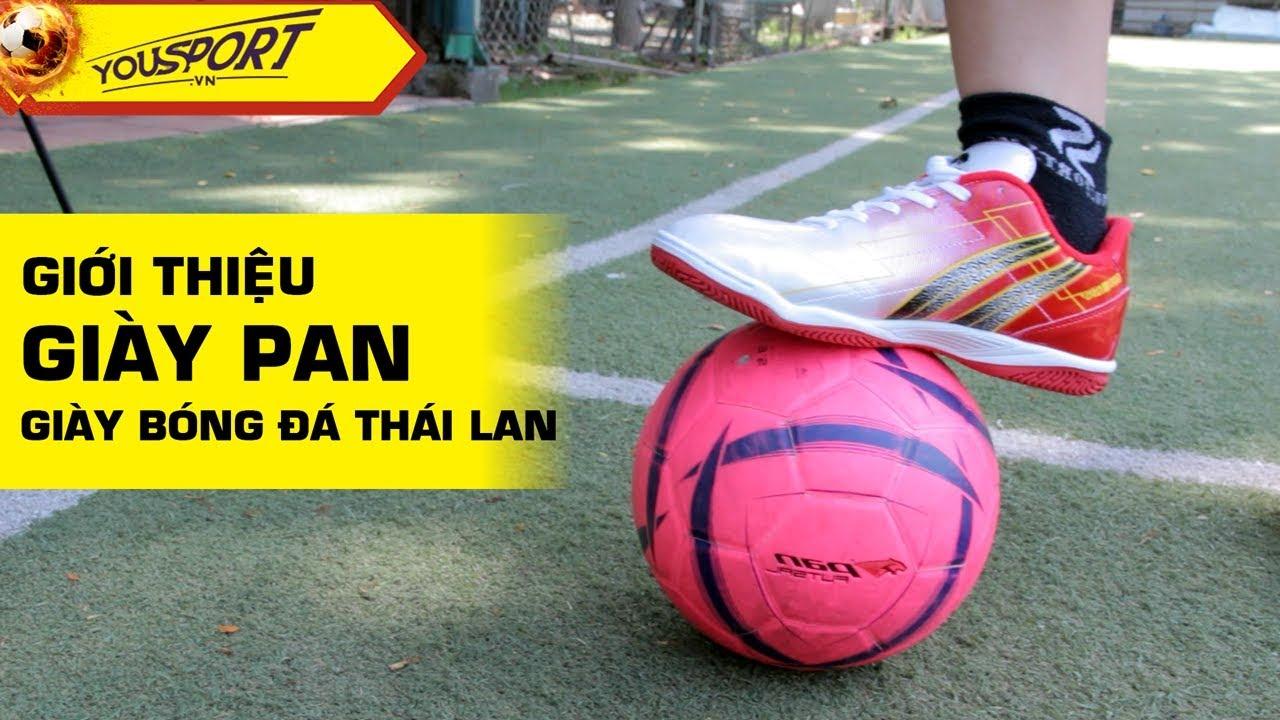 Những điều bạn chưa biết về giày bóng đá Pan Thái Lan