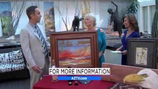 Art for Aunt Rita's on Arizona Daily Mix AZTV