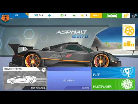 Asphalt Nitro Zonda R Vs Lamborghini Venenos Youtube