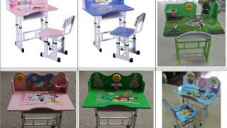 Do you known how to make the children desk and chair?