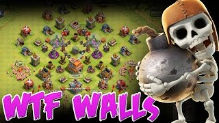 CLASH WITHOUT WALLS  | DEFENSIVE WIN WTF