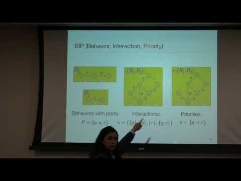 "MBSE Colloquium: Anastasia Mavridou, ""Modeling Architecture Styles"""