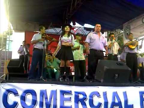 Felix Y Su Chanchona  Festival Campirano De  Radio Chaparrastique 2013