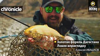 Золотая форель Дагестана Ловля вприглядку Алексей Ивашков