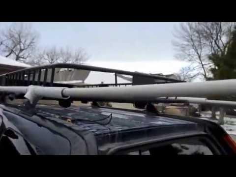 Honda CRV Camper Conversion