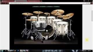 Superman Is Dead - Jadilah Legenda (cover drum) virtualdrumming