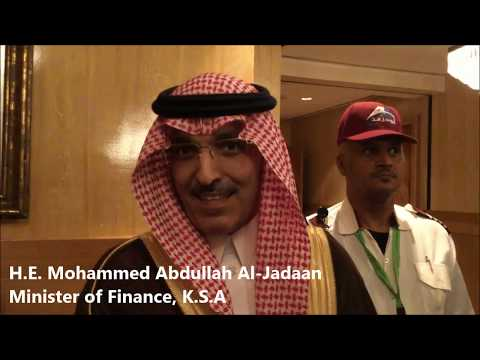 Interviews with IsDB Group Governors & VIPs on Social Media