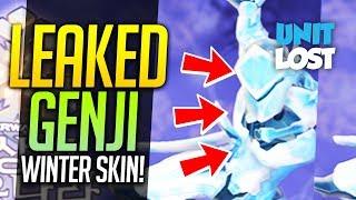 Overwatch - Genji Skin LEAKED! Winter Wonderland 2017 Event Dates LEAKED?!