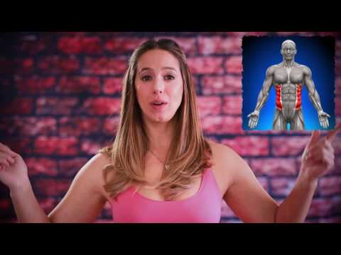 Caslin Rose and Dr. Greg Malakoff's Low Back Rehabilitation  2