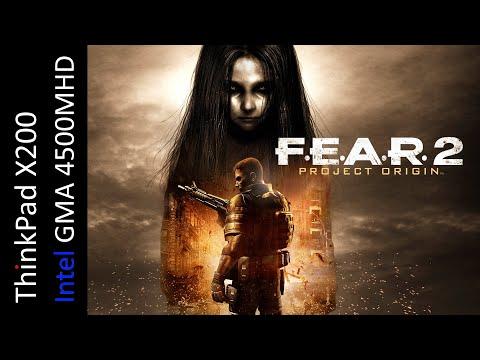 F.E.A.R. 2: Project Origin (Intel GMA 4500MHD) |