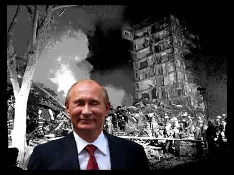 Who framed Putin? Moscow apartment blasts, 1999