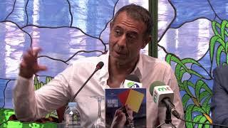 """Presentación del libro """"Saca tu alma de árbitro"""" de Manuel Pérez, Santa Úrsula"""