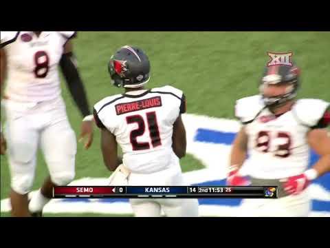 Kansas vs. Southeast Missouri State Football Highlights
