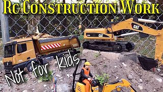 Rc Construction Work / Comedy Clip /#RcConstruction